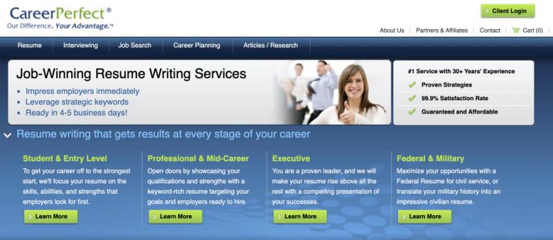 careerperfect logo
