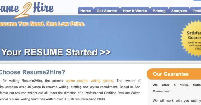 resume2hire logo