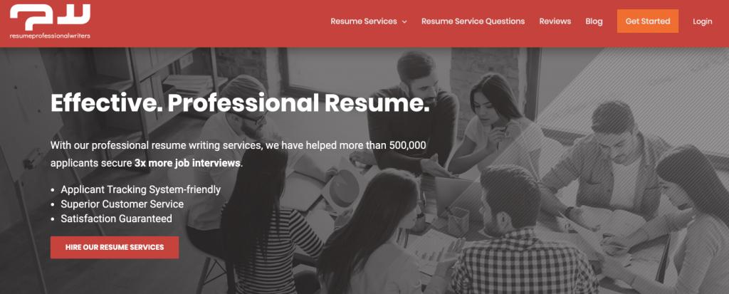 ResumeProfessionalWriters.com