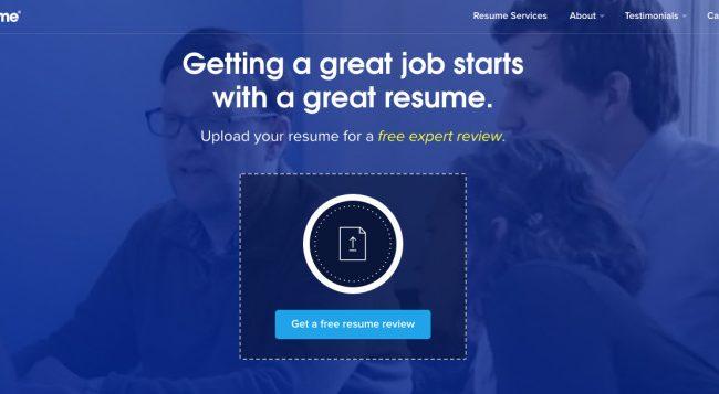 topresume.com logo